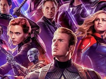 "Novo trailer de ""Vingadores: Ultimato"""