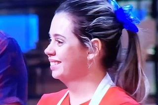 Lorena conquista jurados na final do MasterChef Brasil