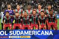 Time do Fluminense (Foto: Nelson Almeida / AFP